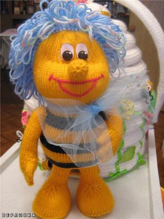 описание этой пчёлки