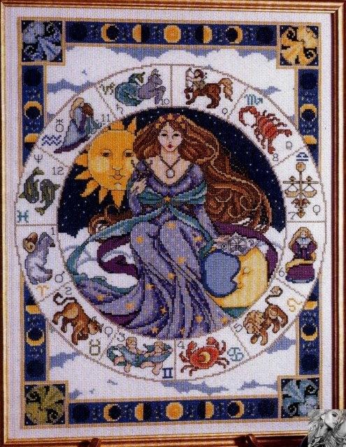 схема фея знаков зодиака