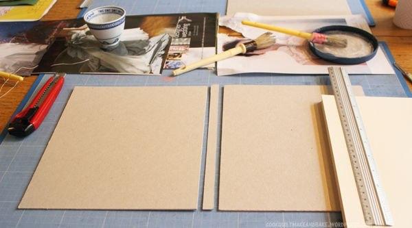 Обложки для книг своими руками из картона