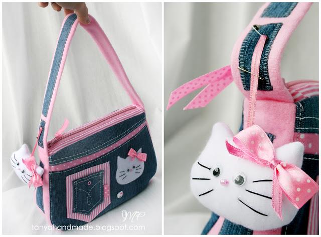Как сшить сумку своими руками для девочки