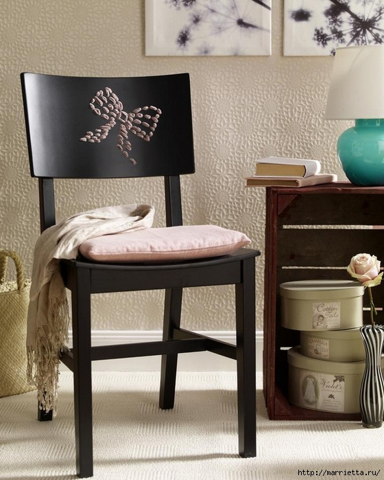 вышивка лентами на стуле (1) (560x700, 278Kb)