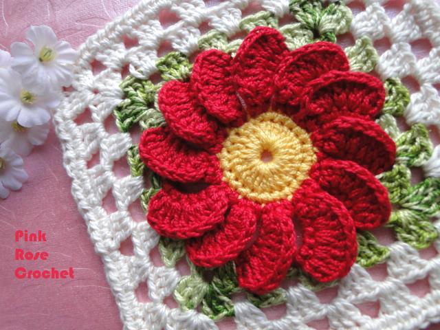 3970017_CrocheQuadrado_Com_Flor_Crochet_Granny_Square_Flower (640x480, 568Kb)
