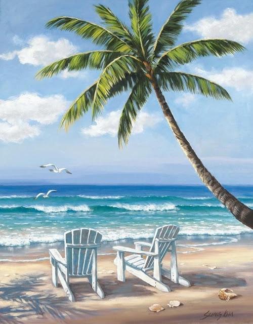 Райское наслаждение от Sung Kim 1940 - South Korea. ПЕЙЗАЖИ (20) (500x640, 233Kb)