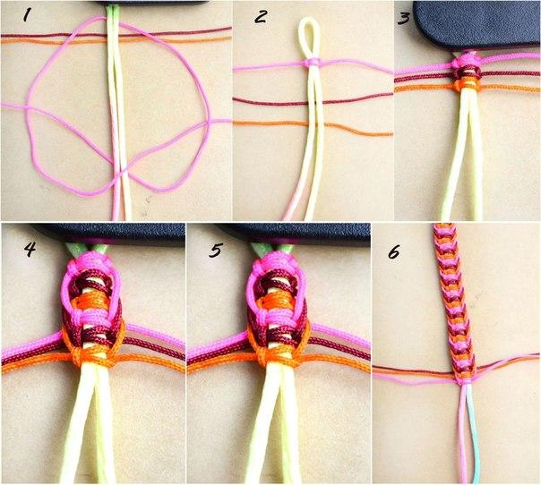Как сделать браслет своими руками из резинок видео