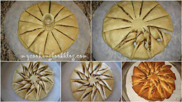 Дрожжевое тесто для пирогов мастер класс