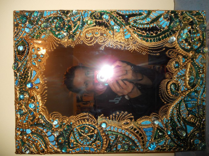 Декор зеркал своими руками/4695370_1421860 (700x525, 160Kb)