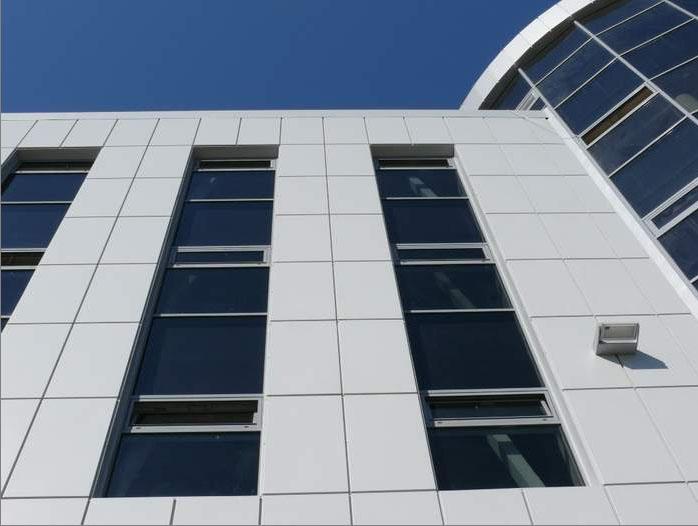 Вентилируемые фасады: быстро, красиво, практично!