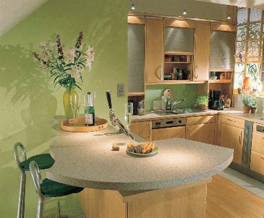 Дизайн на кухне своими руками