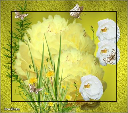 Желтый-пион (450x398, 378Kb)