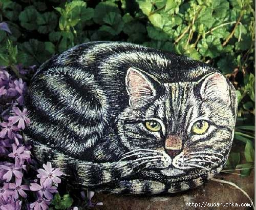 painting pets on rocks table 50 (500x410, 173Kb)