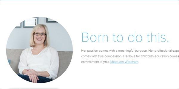 Отличные примеры использования белого цвета в дизайне сайтов