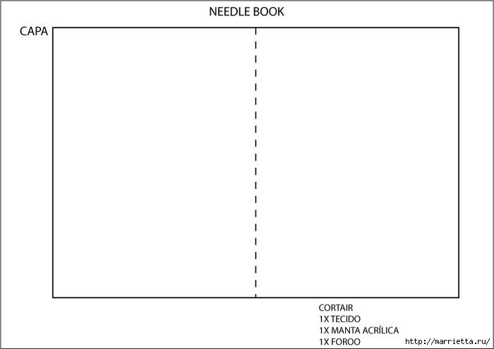 Книжечка - органайзер для швейных принадлежностей. Шьем сами (14) (700x495, 36Kb)
