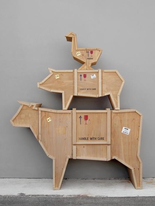 оригинальная дизайнерская мебель дизайнер Маркантонио Раймонди Малерба (527x700, 185Kb)