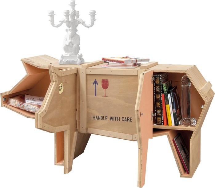 оригинальная дизайнерская мебель дизайнер Маркантонио Раймонди Малерба 2 (700x610, 167Kb)