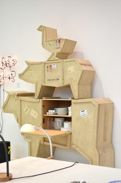 оригинальная дизайнерская мебель дизайнер Маркантонио Раймонди Малерба 4 (463x700, 162Kb)