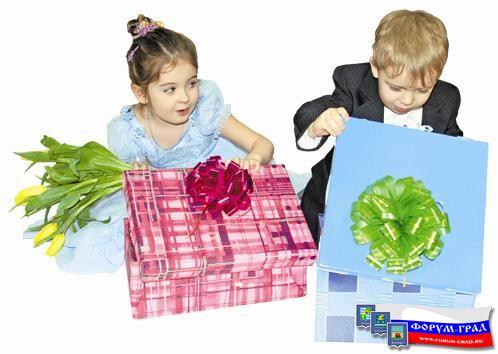 Подарки для мальчиков от девочек