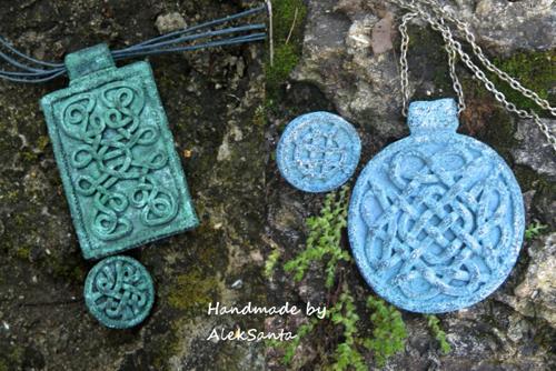 «Кельтские плетения из камня». Мастер-класс