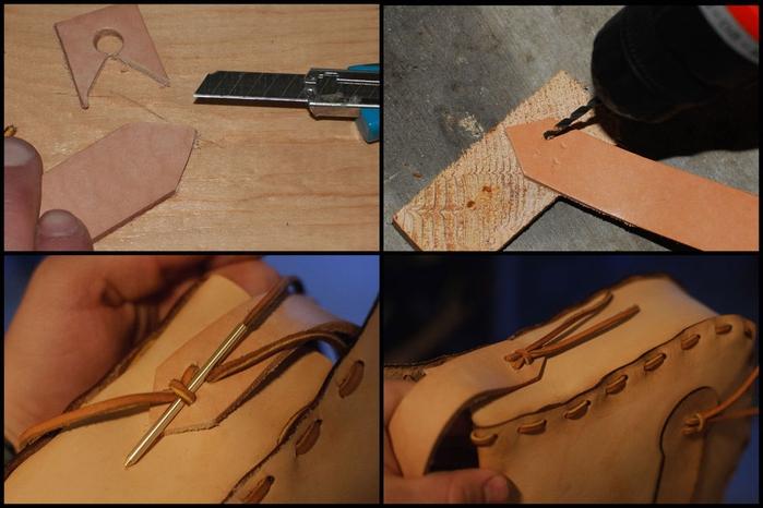 Ручная работа нож своими руками
