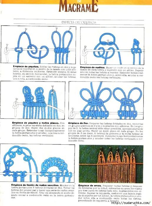 Escuela de artesania. Macrame - 1992_6 (516x700, 302Kb)