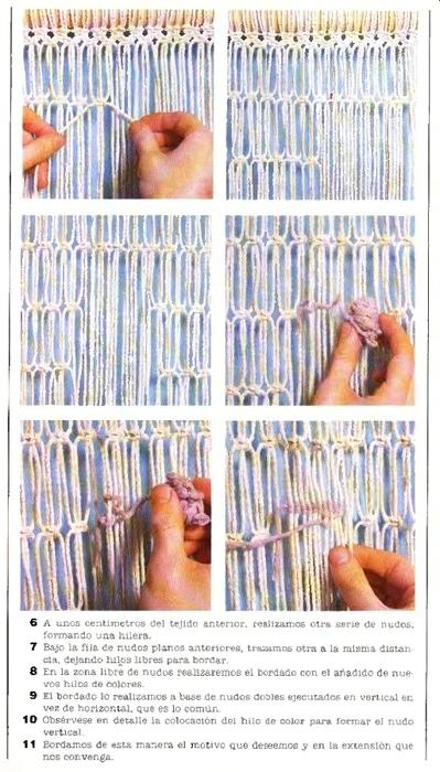 Escuela de artesania. Macrame - 1992_60 (399x700, 238Kb)