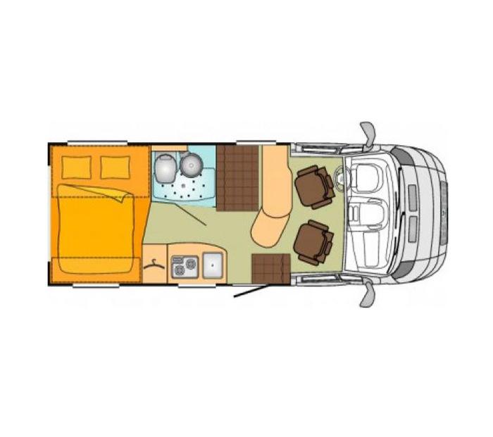 Brevio — дома на колесах
