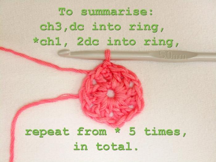 Цветочный фрагмент крючком АФРИКАНСКИЙ ЦВЕТОК для вязания игрушек (16) (700x525, 234Kb)