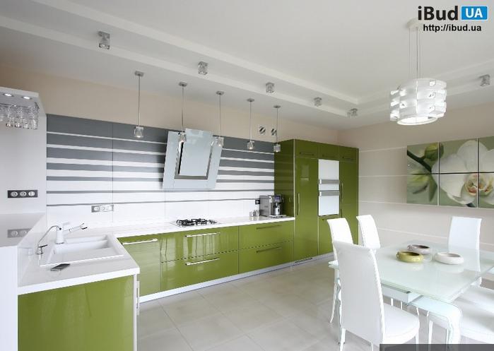 Современный дизайн кухни. ФОТО (6) (699x497, 587Kb)