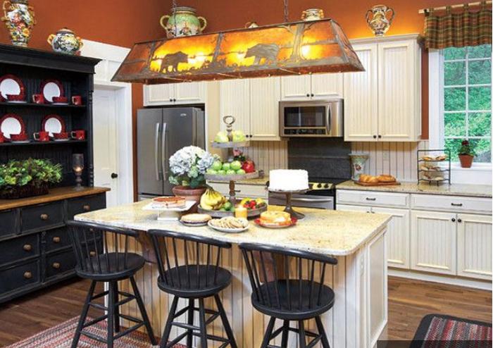 Современный дизайн кухни. ФОТО (16) (700x494, 553Kb)