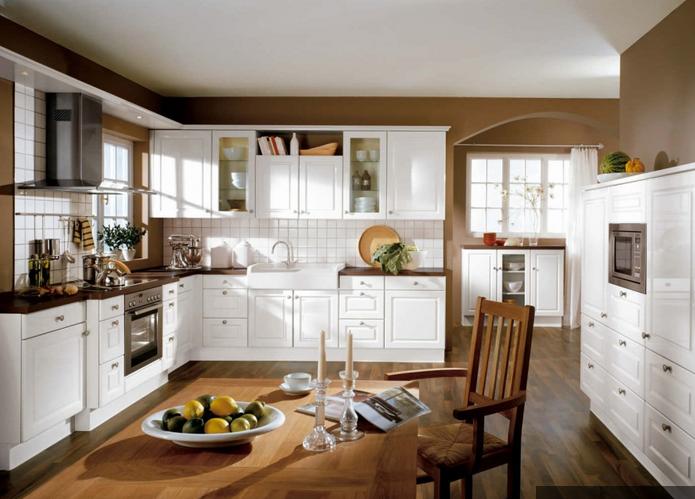 Современный дизайн кухни. ФОТО (28) (695x499, 722Kb)