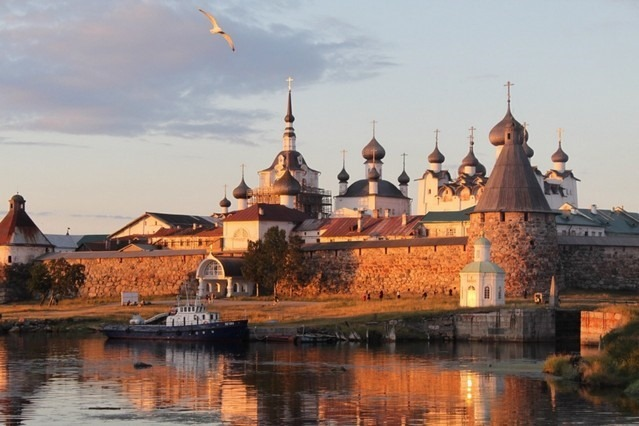 Россия 10 – достопримечательности Северо Западного округа