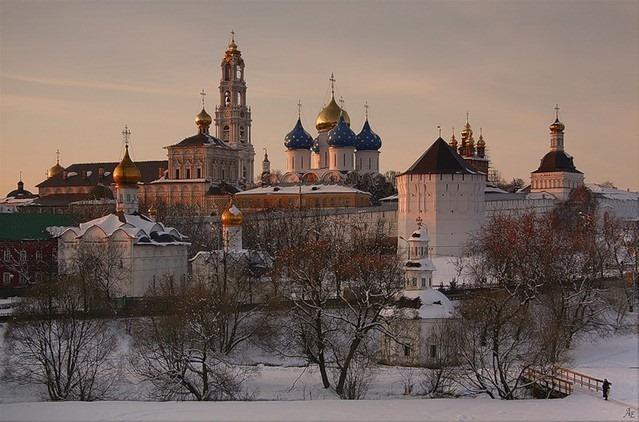 Россия 10 – достопримечательности Центрального округа