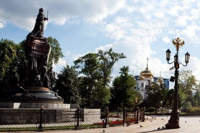 Россия 10 – достопримечательности Южного округа