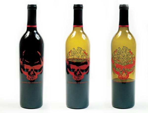 прикольные винные бутылки 19 (600x461, 102Kb)