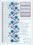 Вышивка крестиком - народные мотивы.  Вышивка - украинские орнаменты.  Интересные заметки: разработка схем для...