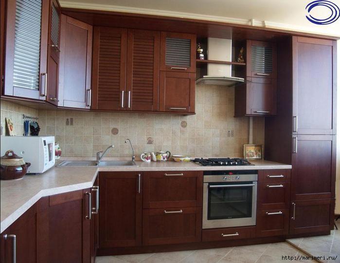 Кухни дизайн фото эконом класса