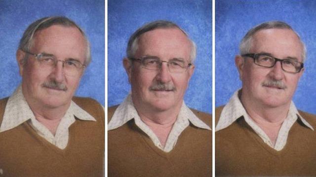 40 лет в одной одежде фотографировался учитель из Далласа