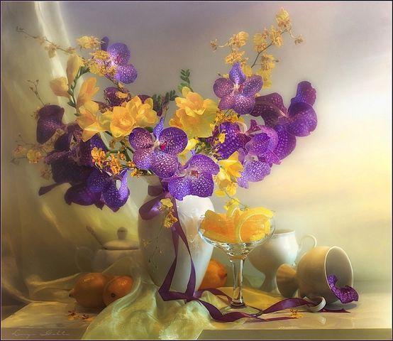 букет орхидей (554x480, 48Kb)