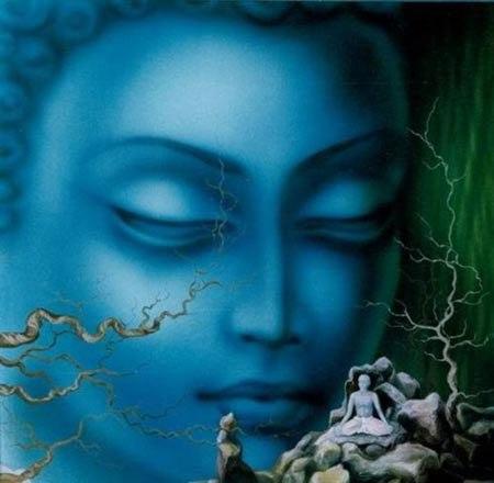 Утренняя онлайн-медитация...