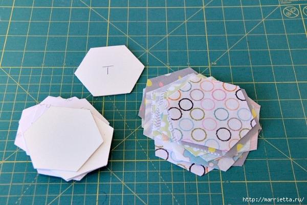 Часы из картона и другие креативные идеи в интерьере (15) (600x400, 180Kb)