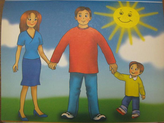 Праздник 'Моя семья – моё богатство'