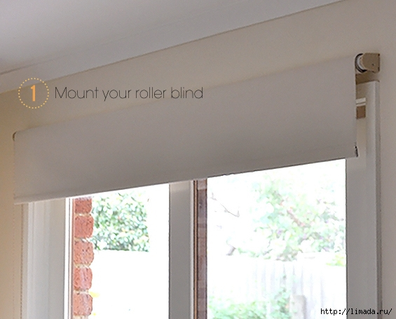 DIY No Sew Window Valance (565x455, 158Kb)