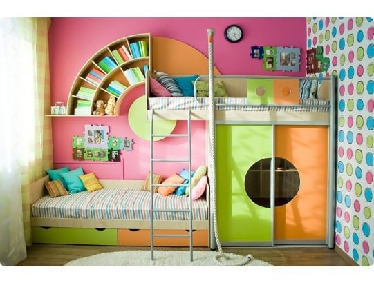 Как обустроить комнату для девочки и мальчика (9) (541x410, 145Kb)