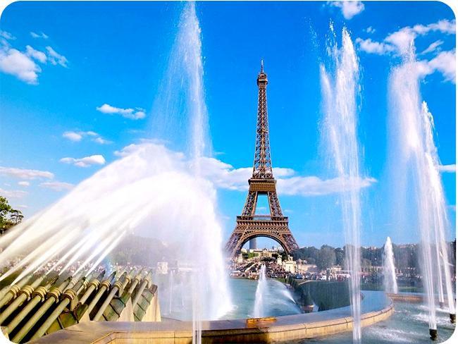 Париж,гостиницы