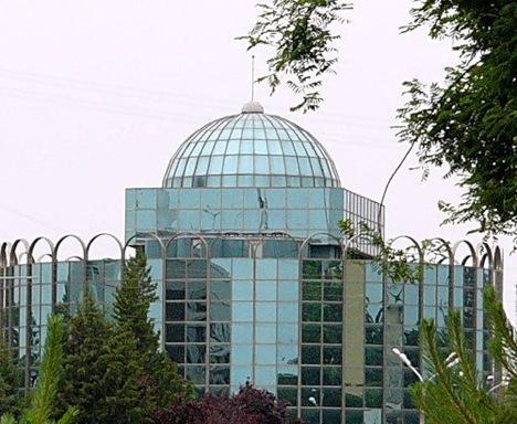 Здание верховного совета Узбекистана (468x384, 80Kb)