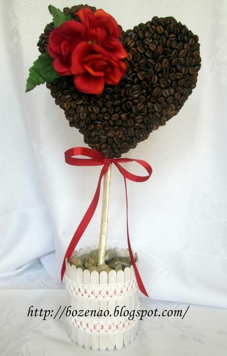 Кофейный топиарий - валентинка (2) (446x700, 206Kb)