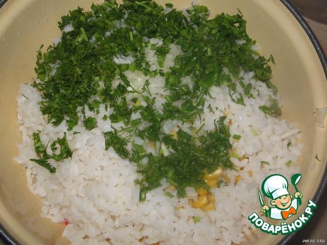 Обычные салаты рецепт с