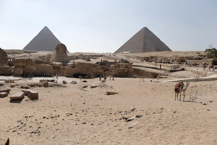 Вечные пирамиды