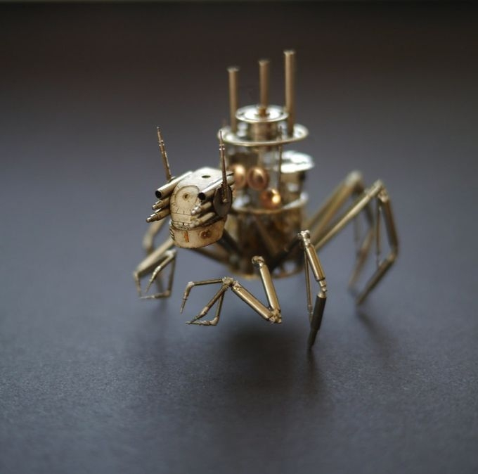 миниатюрные насекомые Джастин Гершензон-Гейтс 2 (680x674, 110Kb)