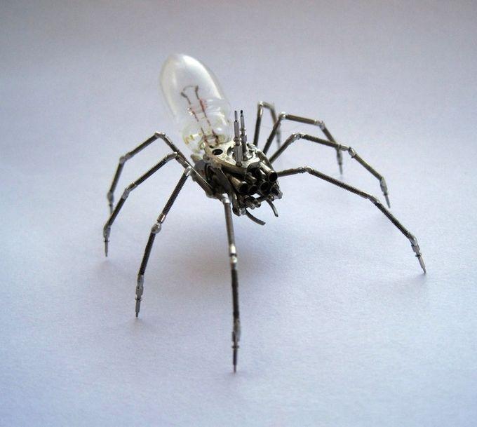 миниатюрные насекомые Джастин Гершензон-Гейтс  1 (680x609, 135Kb)