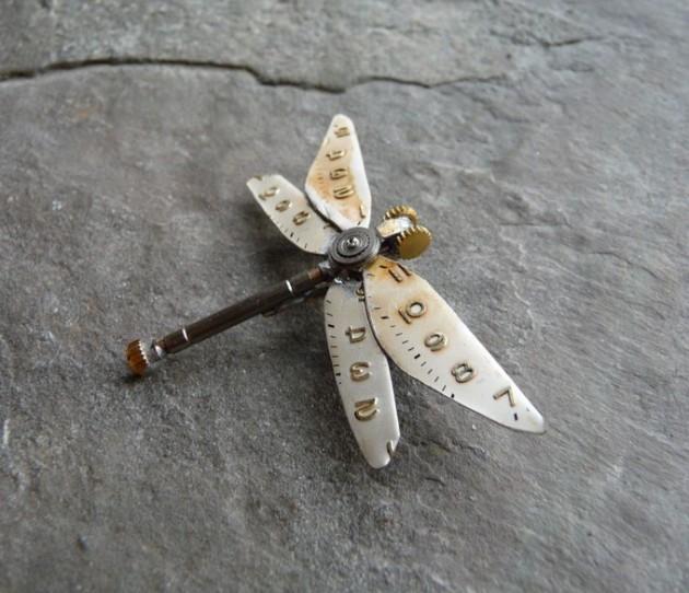 миниатюрные насекомые Джастин Гершензон-Гейтс  5 (630x542, 183Kb)